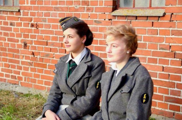 Ann-Marie Diederichs und Kim Dietrichsen