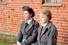 Kim Dietrichsen und Ann-Marie Diederichs